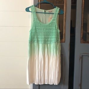 Blu Pepper Summer Dress NEW